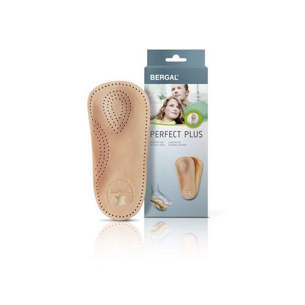 Bergal Perfect Plus bőr lábágy női