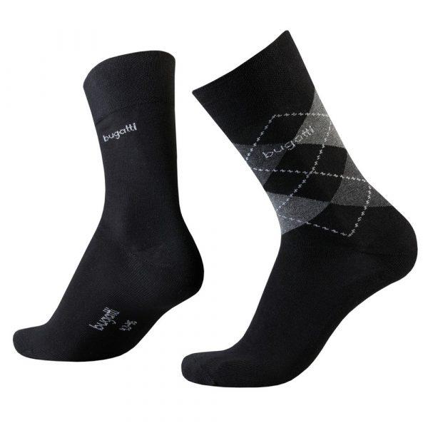 Bugatti Argyle férfi zokni (2 pár)