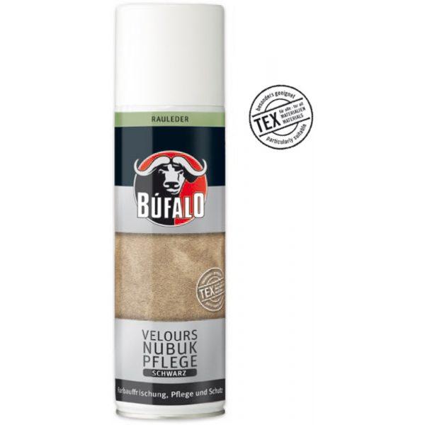 Búfalo velúr/nubuk bőrápoló spray minden színhez 250 ml
