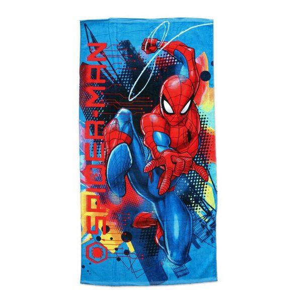 Gyerek törölköző Spiderman