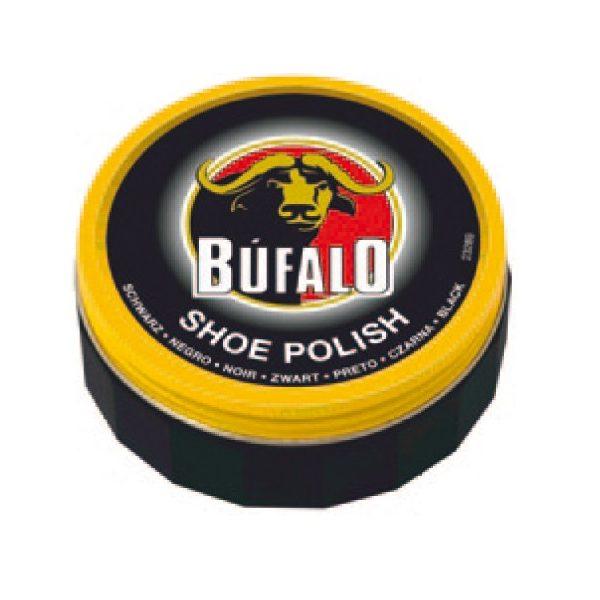 Búfalo SP tégelyes bőrápoló krém 75 ml (fekete)