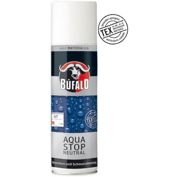 Búfalo Aqua Stop színtelen impregnáló spray 250 ml