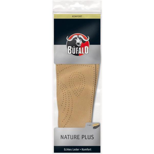 Búfalo Nature Plus unisex bőr lábágy