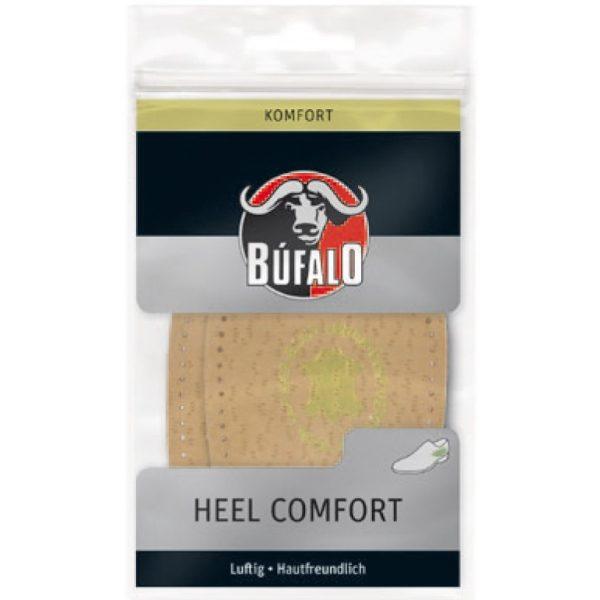 Búfalo Heel Comfort bőr sarokemelő