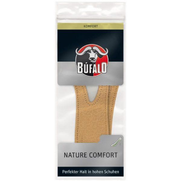 Búfalo Nature Comfort unisex bőr talpbetét